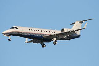 Embraer Legacy 600 business jet
