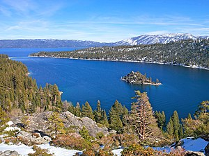 Emerald Bay State Park - Image: Emerald Bay State Park 2