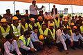 Emergency Exercise Faisalabad International Airport May 2016 23.jpg