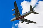 Emirates l A6-EEE l Airbus A380-800 (16812701699).jpg