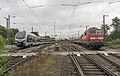Emmerich Abellio ET 25 2207-2202 en DB 111 032 Rotlinge opstelterrein (29766703040).jpg
