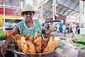 Empanadera en el Mercado de Conejero.jpg