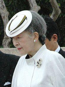 皇后美智子 皇族