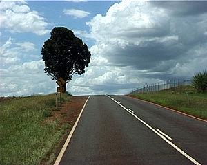Isis Highway - Image: En route pour bundaberg