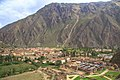 End of the road in Ollantaytambo…more Inca ruins (8445793498).jpg