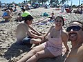 Enjoying the Beach at Lauderdale-by-the-Sea Florida 03.jpg