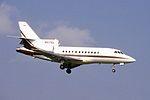 Enron Corporation Dassault Falcon 900 (N5733-39) (16382424096).jpg