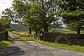 Entrance road to Harrop Hall - geograph.org.uk - 2555285.jpg
