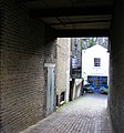 Entrance to Dell's Mews - geograph.org.uk - 1131048.jpg