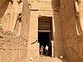 Entryway, The Great Temple of Ramses II, Abu Simbel, AG, EGY (48017113536).jpg