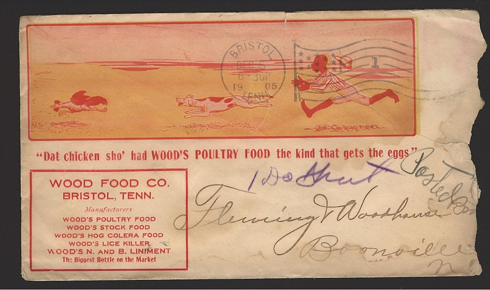 Envelope - Wood Food Company-000