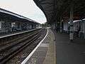 Epsom station platform 3 look south.JPG