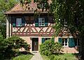 Erlangen Frauenaurach Pfarrhaus 001.JPG