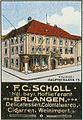 Erlangen Hauptstraße um 1910 001.JPG