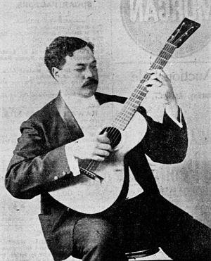 Ernest Kaʻai - Image: Ernest Kaai, Advertiser, 1907