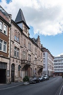 Erthalstraße in Aschaffenburg