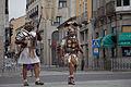 """Escenificación """"Os castrexos non pagan impostos"""". Xinzo.jpg"""
