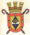 Coat of arms of Capitán Bermúdez