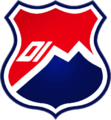 Escudo del Deportivo Independiente Medellín (bajo la administración Castillo)..png