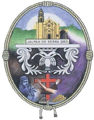Jalpan de Serra - Image: Escudo jalpan