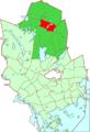 Espoo districts Luukki.png