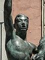Estatuas de Pablo Gargallo-Palacio de los Condes de Argillo-Zaragoza - P1410240.jpg