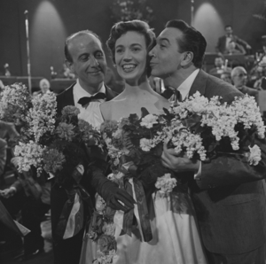 1958 in music - André Claveau wins at Eurovision 1958