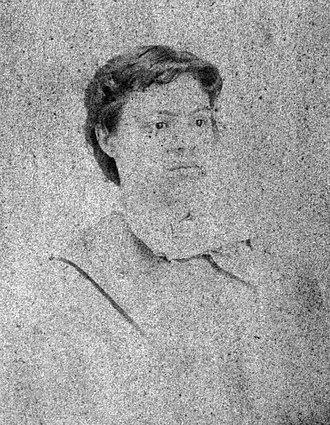 Eva Emery Dye - Eva about 1874
