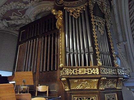 Passau orgel