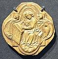 Evangelist Kalksteinrelief Johannes Liebieghaus 613.jpg
