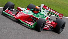 Ex-Patrick Reynard Champ Car at Barber 2010.jpg