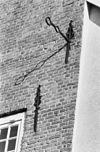 exterieur muuranker voorgevel - brielle - 20315415 - rce
