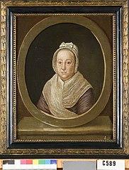 Wibbina Clara Smith (1723-1798). Echtgenote van Wicher Wichers