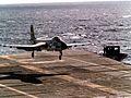 F2H-3 of VF-194 landing in USS Kearsarge (CVA-33) 1958.jpg