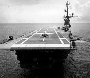 F3D landing on USS Antietam (CVS-36) with Bell automatic system 1957.jpeg