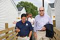 FEMA - 38005 - FEMA and Congressman at a school in Iowa.jpg