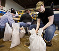 FEMA - 40549 - Volunteers fills sand bags in North Dakota.jpg
