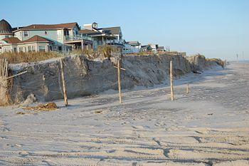 English: Ocean City, NJ, November 17, 2009 -- ...