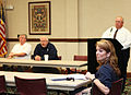 FEMA - 44684 - Administrator Fugate in a meeting at Dyersburg.jpg