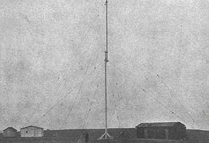 Le Conquet radio - Original station in 1904