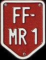 FF License Plates Red-and-White Vanity plates Fürstenfeld.jpg