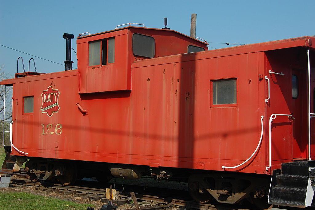 The Red Caboose Restaurant Bar