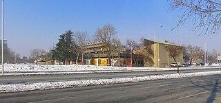 Faculty of Dramatic Arts, University of Arts in Belgrade Drama school
