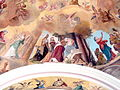 Familienkirche - Kuppelfresco - Anbetung der Könige.jpg
