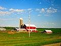Farm with Two Silos - panoramio (10).jpg