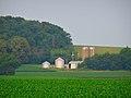 Farm with Two Silos - panoramio (52).jpg