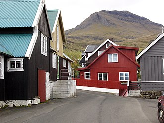 Kvívík - Image: Faroe Islands
