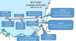 מבצע אבק דרכים – ויקיפדיה