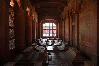 Islam Khan I - Islam Khan's tomb inside Salim Chisti Mazar