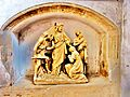 Faverney. Mise au tombeau, ,dans l'église abbatiale. 2015-06-26.JPG